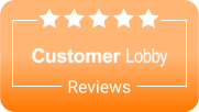 Powerflow Chiropractic - Customer Lobby Reviews Button