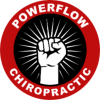 Powerflow Chiropractic Logo